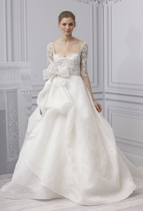 Most beautiful bridal gowns for The most gorgeous wedding dresses