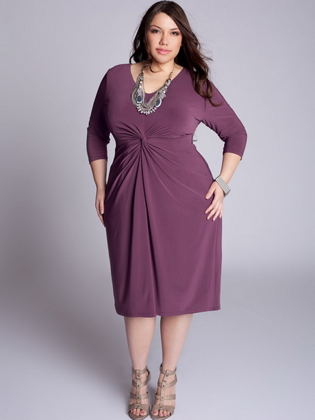 snap shots of plus size dresses