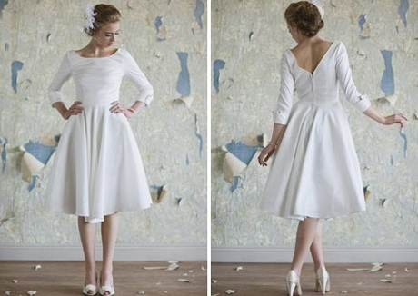 Non traditional wedding dresses for the modern bride