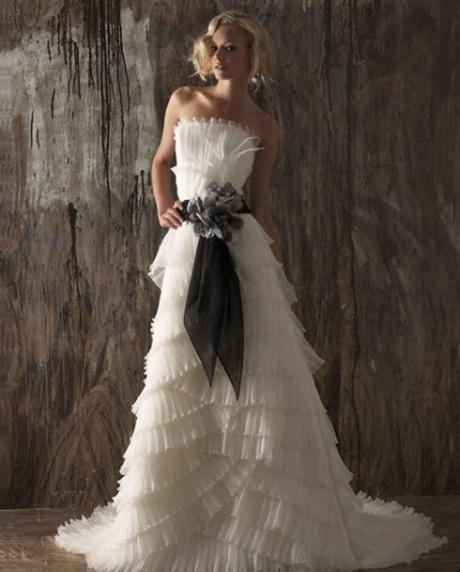 Wedding Dresses Not White