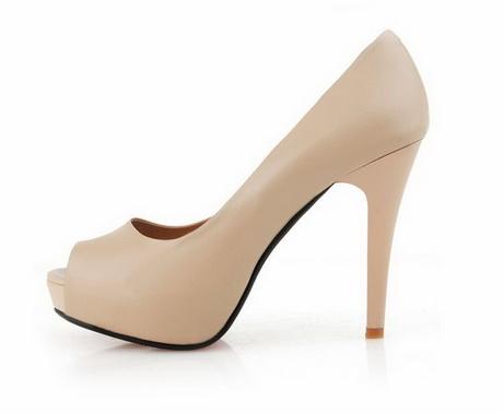 Nude color heels mobile pics 41