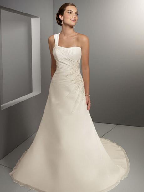 One strap wedding dresses for Wedding dresses one strap