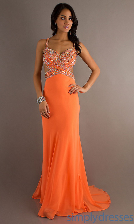 Orange formal dresses for Cheap wedding dresses in orange county