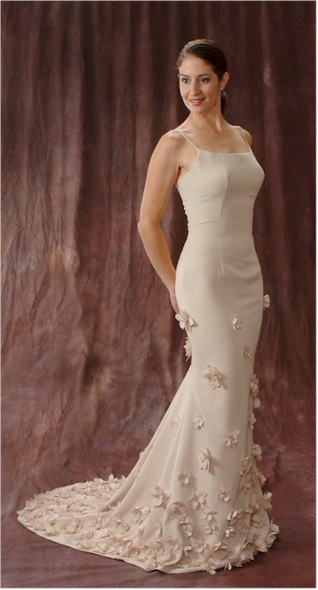 Outdoor wedding dresses for Dress to wear to outdoor wedding