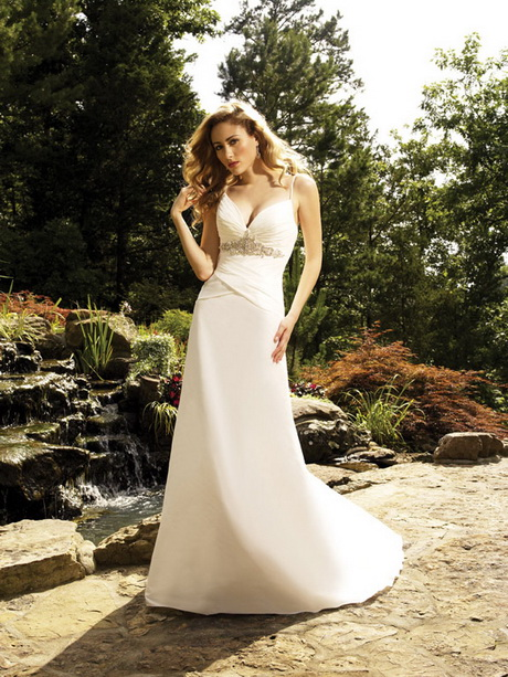Bridal Gowns For Outdoor Weddings : Outdoor wedding dresses