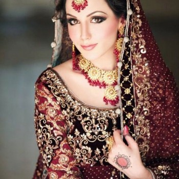 Pakistani Bridal Dresses 2013 Collection (9)