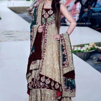 Pakistani Bridal Dresses 2013 Collection (22)