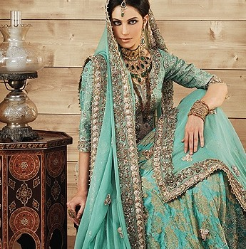 Pakistani Bridal Dresses 2013 Collection (1)
