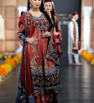 Pakistani Bridal Dresses 2013 Collection (33)