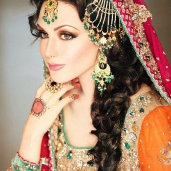 Pakistani Bridal Dresses 2013 Collection (36)