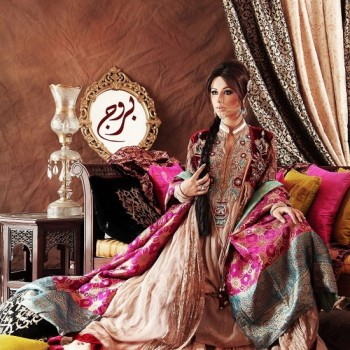 Pakistani Bridal Dresses 2013 Collection (37)