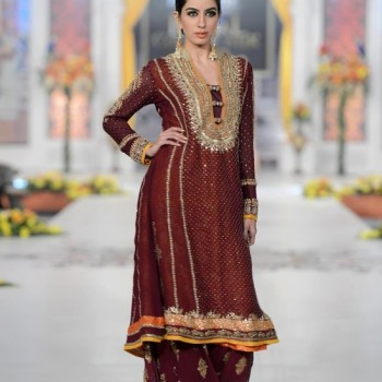 Pakistani Bridal Dresses 2013 Collection (45)