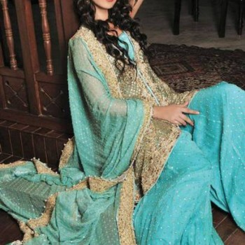 Pakistani Bridal Dresses 2013 Collection (60)