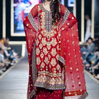 Pakistani Bridal Dresses 2013 Collection (61)