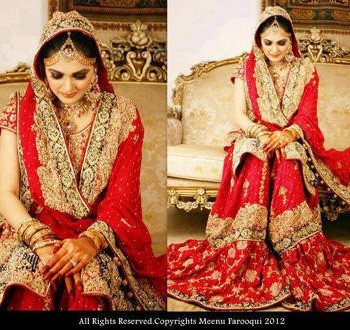 Pakistani Bridal Dresses 2013 Collection (66)