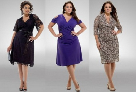 Party Dresses for Plus Size Women 2013