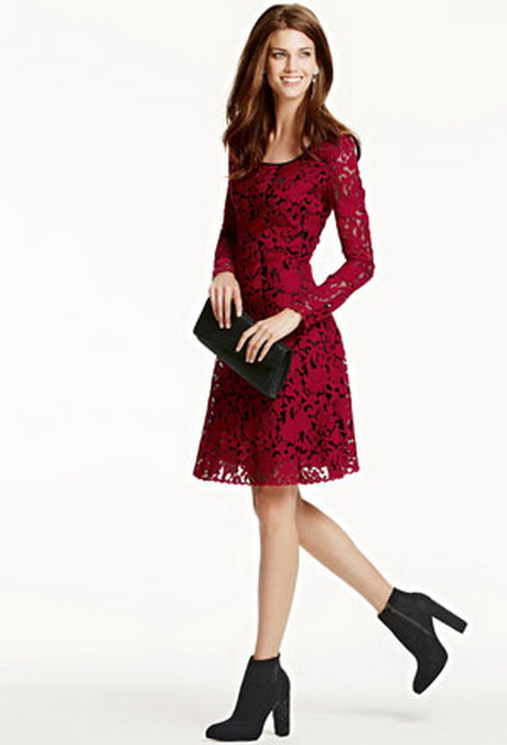 Dresses Christmas and christmas party wears pictures recommend to wear for winter in 2019