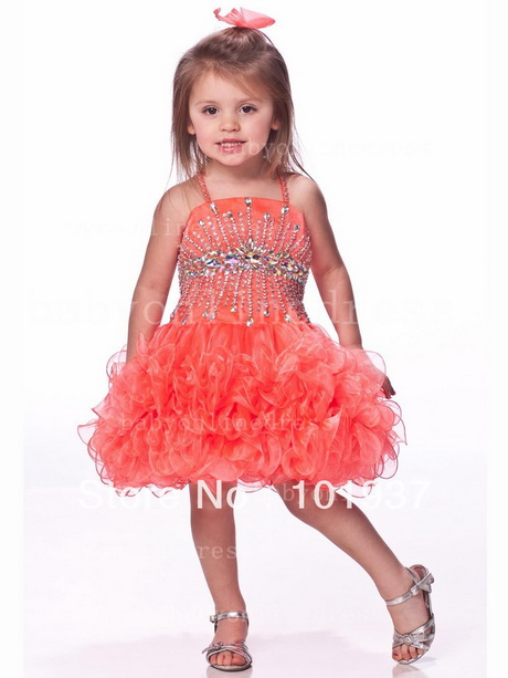 Girl'S Party Dresses 105