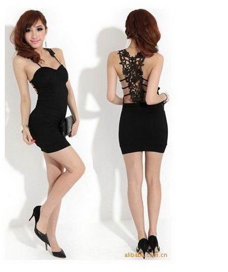 Women s summer korean party dress night club wear sexy mini dress