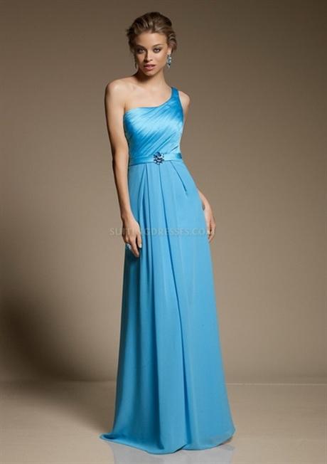Dessy Bridesmaid One Shoulder Dress | Rachael Edwards