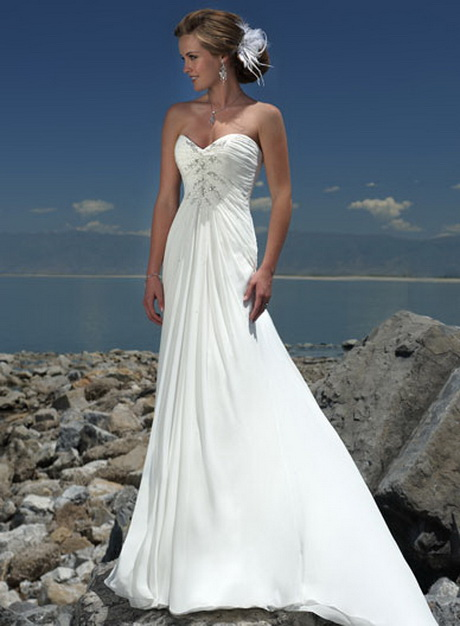 Perfect beach wedding dress for How to find the perfect wedding dress