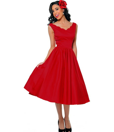 Pin up bridesmaid dresses for Wedding dresses pin up style