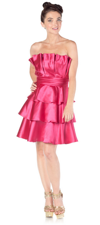 Chic' dress for special events- PY6266