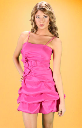 Chic' dress for special events- J1163