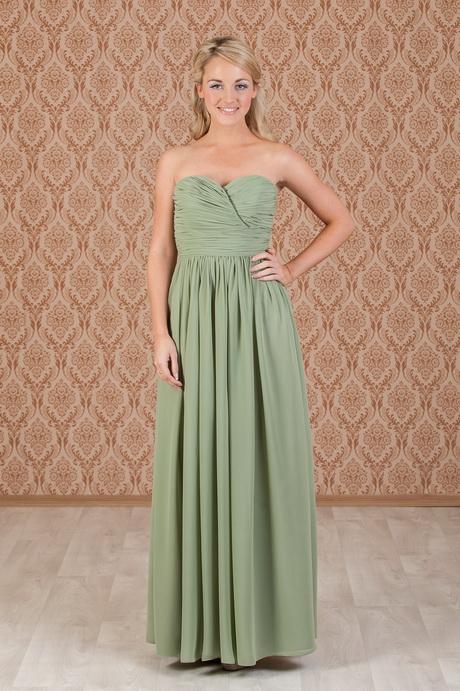 Pistachio Bridesmaid Dresses