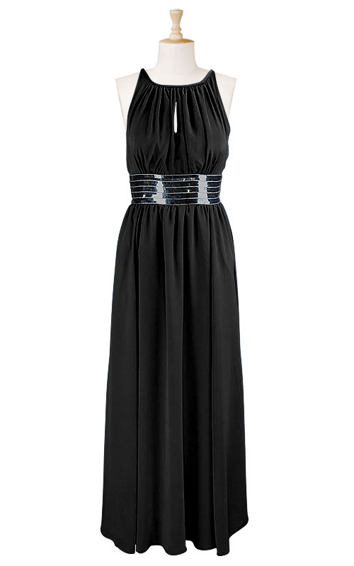 black bridesmaid dress How To Find Plus Size Bridesmaid Dresses