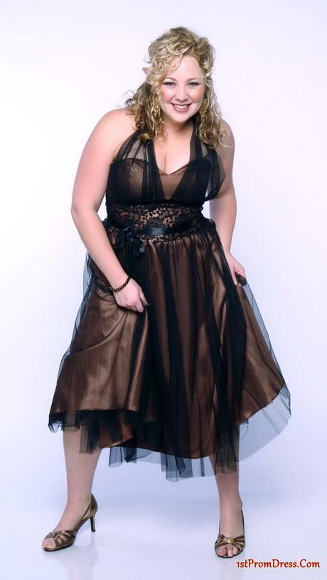 Plus Size Prom Dresses Halter Tops 41