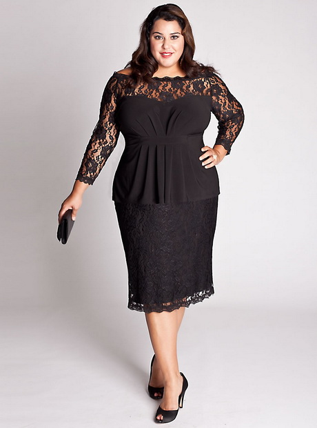 Trendy Dresses For Plus Size 44