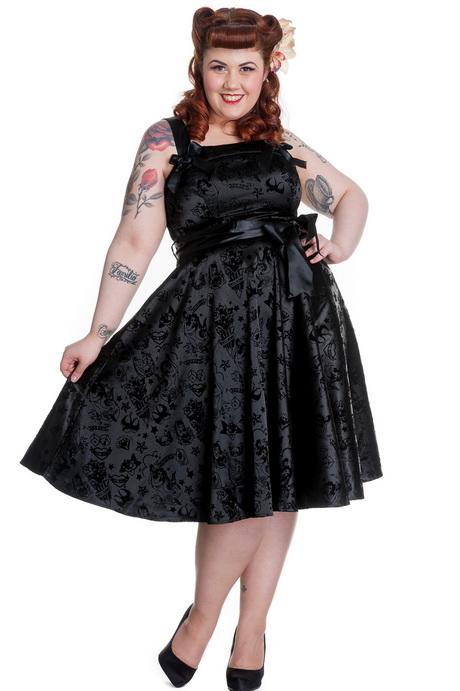 plus length dresses 1940s