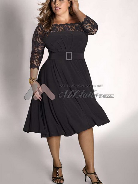 Plus size black cocktail dresses Plus size designer clothes uk