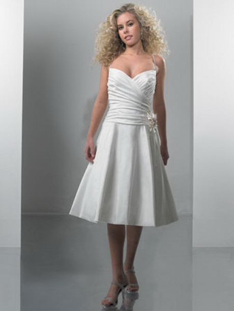 White Plus Size Wedding Dresses Under $100 : Plus size wedding dresses under formal