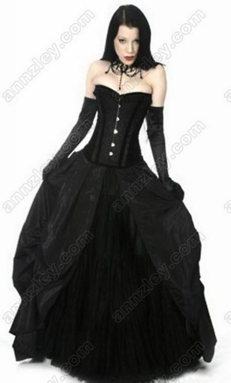 Plus size corset dresses for Black corset wedding dresses