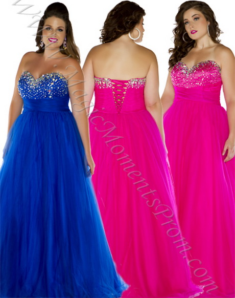Plus Size Pageant And Prom Dresses 66
