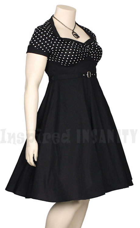 Plus Size Rockabilly Retro Dresses Boutique Prom Dresses