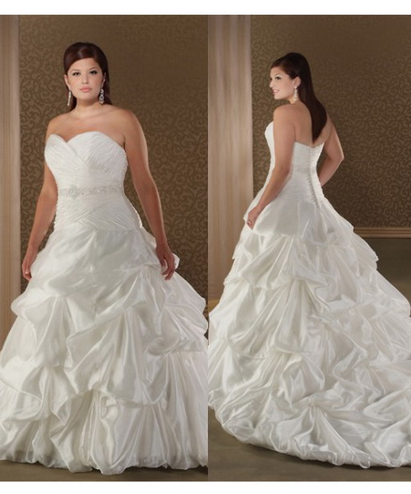 Wedding Gowns For Plus Sizes: Plus Size Wedding Dresses Cheap