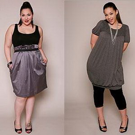 39;s fair to dress models sizes 0-8 in plus size clothing and try