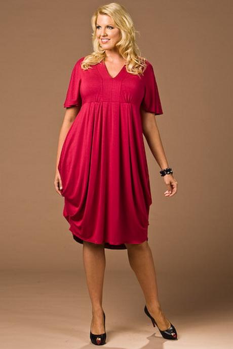 Сшить платье на крупную женщину
