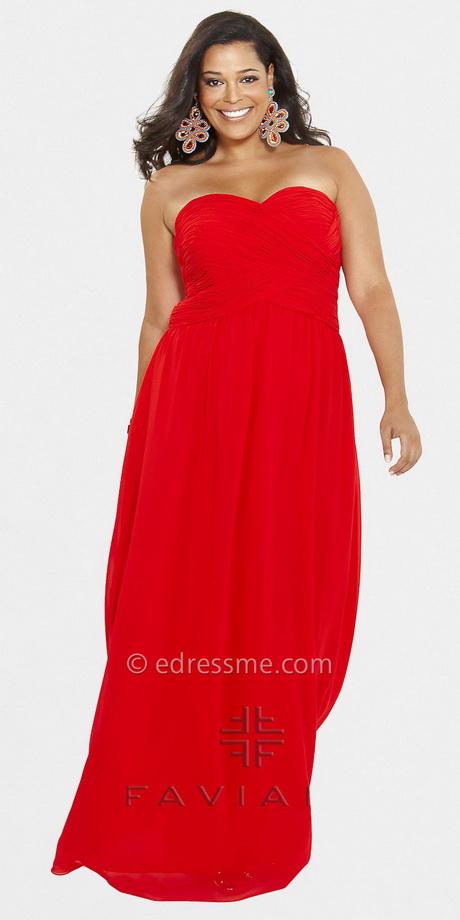 Plus Sizes Evening Dresses 87