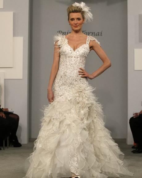 Pnina tornai wedding gowns for Pnina tornai wedding dress cost