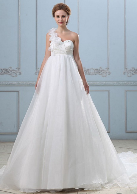 Pregnant Bridal Gowns