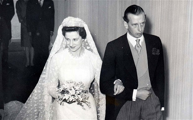 Princess Alexandra 1963 Wedding