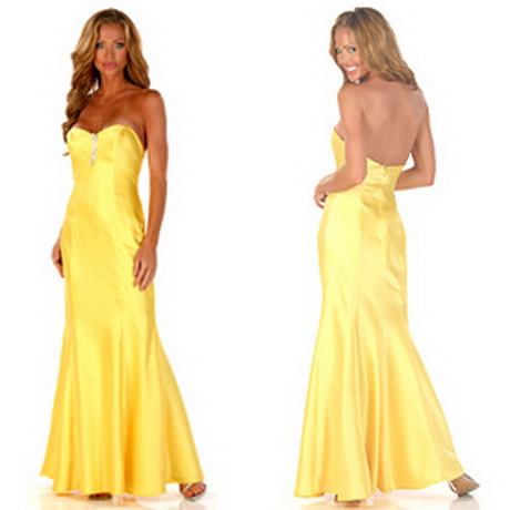 Yellow Prom Dresses David'S Bridal 37