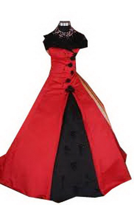 Black Red Bridesmaid Dressesred And White Bridesmaid Dress LONG HAIRSTYLES