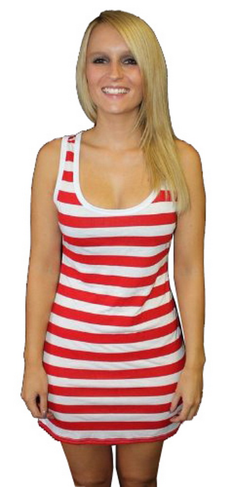 Find great deals on eBay for red and white striped dress. Shop with confidence.