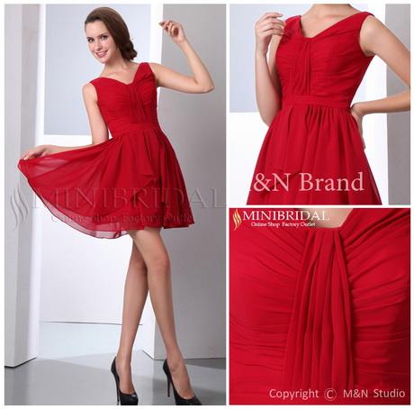 Red Bridesmaid Dresses Under 100
