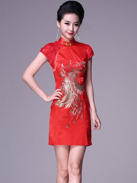 Chinese Bridesmaid Dresses 79
